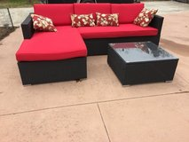 Pool furniture in Spring, Texas
