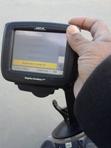 it's GPS in Yucca Valley, California