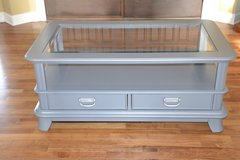 coffee table/ Gray Table in Morris, Illinois