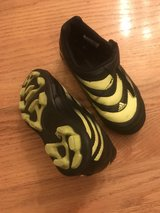 girls Adidas cleats size 8.5 and size 11 in Naperville, Illinois
