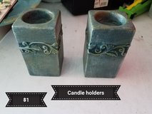 Candle holders. in Vacaville, California