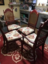4 chairs new covers in Kingwood, Texas