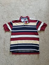 Multi Stiped TOMMY HILFIGER Polo Shirt in Camp Lejeune, North Carolina
