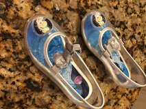 Cinderella shoes size 6 toddler in Joliet, Illinois