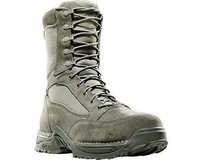 military boots in Fort Carson, Colorado