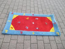 thick handknotted Nepalese rug in Ramstein, Germany