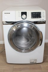 Front Load Washer - Samsung Steam in Kingwood, Texas