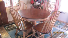 Cherry Dining Table and Chairs in Las Cruces, New Mexico