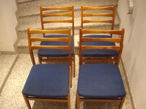4 chairs in Ramstein, Germany