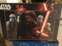 Star Wars Puzzle in Dover AFB, Delaware