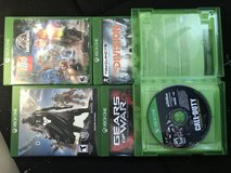 Xbox one video games in Camp Pendleton, California