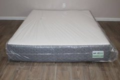 New Queen Memory Foam Mattress (The Ghost Bed) in Kingwood, Texas