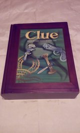 CLUE The Parker Brother Classic Detective Game in Fort Benning, Georgia
