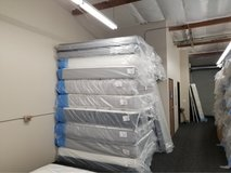 Brand New Mattress Set Straight for the Factory in Lockport, Illinois