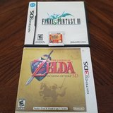 DS/3DS Games in Vacaville, California