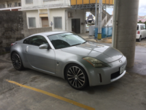 2005 Nissan Fairlady Z in Okinawa, Japan