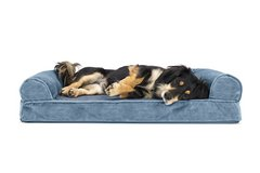 FurHaven Orthopedic Dog Couch - Sofa Pet Bed for Dogs and Cats in Plainfield, Illinois