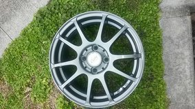 15x6 - 4x100 ALUMINUM WHEELS in Okinawa, Japan