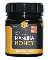 New Zealand Manuka Honey MGO400+ (UMF12+) 250g (Free del to base gates within 5kms) in Okinawa, Japan