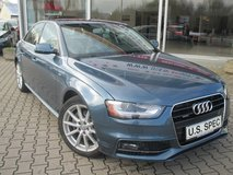 '16 Audi A4 quattro Prem Plus S-Line in Spangdahlem, Germany