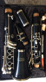 Oolds clarinet in Lackland AFB, Texas