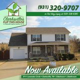 Rent to OWN -- 3711 Lavender Cir in Fort Campbell, Kentucky