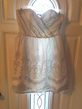 Express strapless dress size 4 in Fort Campbell, Kentucky