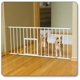 Mini Pet Gate with 6 in. Extension in Naperville, Illinois