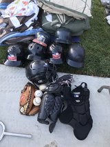 kids t-ball/baseball equipment in Oceanside, California