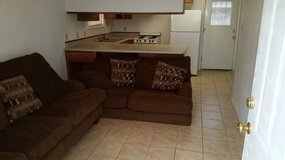 1523 Ref AC. Patio, Living Room, One Bedrooms and FUll Bath {PET FRIENDLY} W/Owners approval in Alamogordo, New Mexico