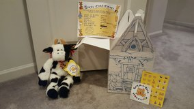 LOW PRICE!-LIKE NEW 2001 Collector's Edition Holly The Cow By Build-A-Bear W/ Box & More! in Kissimmee, Florida