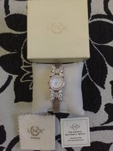 Beautiful - Butterfly Sterling Silver Watch -Original Lenox Timepiece, NEW in Baytown, Texas