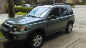 Green 2004 Land Rover Freelander in Alvin, Texas