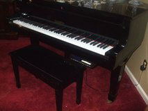 Baby Grand Piano with Accessories by Piano Disc Company - Model PD500 in Columbus, Georgia