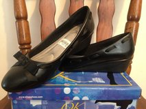 Womens size 9.5 wedges in Camp Lejeune, North Carolina