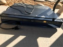 Sony Blu-ray player in San Clemente, California