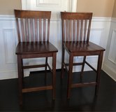 Counter Height Chair Set in Warner Robins, Georgia