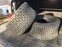 Carlisle Riding Mower Tires (used) in Wilmington, North Carolina