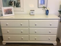 Reduced!~Crate & Barrel 6-Drawer Dresser~ in Plainfield, Illinois