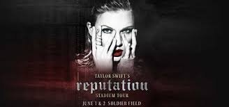 "Taylor Swift ""Reputation "" tour - Soldier Field, 4 tickets, Section T (on the field, near one of... in Bolingbrook, Illinois"