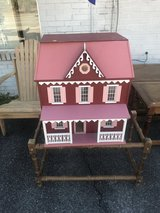 Old dollhouse in Beaufort, South Carolina