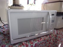 Emerson White Microwave in Fort Riley, Kansas