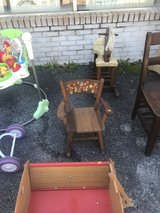 Kids rocking chair in Beaufort, South Carolina