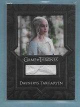 GAME OF THRONES  VR3 DAENERYS TARGARYEN 100% AUTHENTIC PIECE OF HER CAPE in Ramstein, Germany