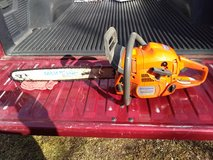 Chainsaw in Fort Leonard Wood, Missouri