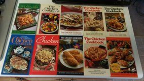 10 chicken cookbooks in Perry, Georgia