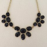 Black Necklace and Earring Set in Plainfield, Illinois
