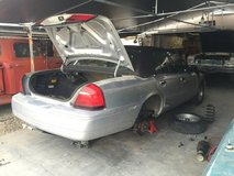 01 Mercury Grand Marquis LS parts for sale in 29 Palms, California