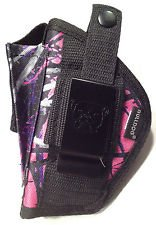 """Bulldog Extreme Gun Holster for Walther P22 - 3.4"""" - Pink Camo in Perry, Georgia"""