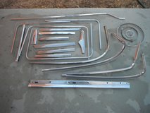 Vintage car body Chrome moldings in Yucca Valley, California